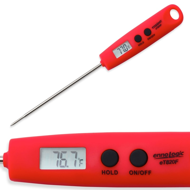 eT820F Digital Meat Thermometer